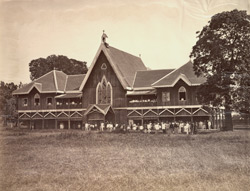 St John's College, Rangoon